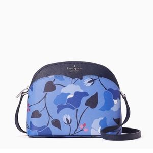 Kate Spade Payton Nouveau Bloom Dome Crossbody Bag